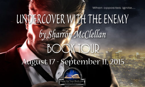Undercover with the Enemy Book Banner