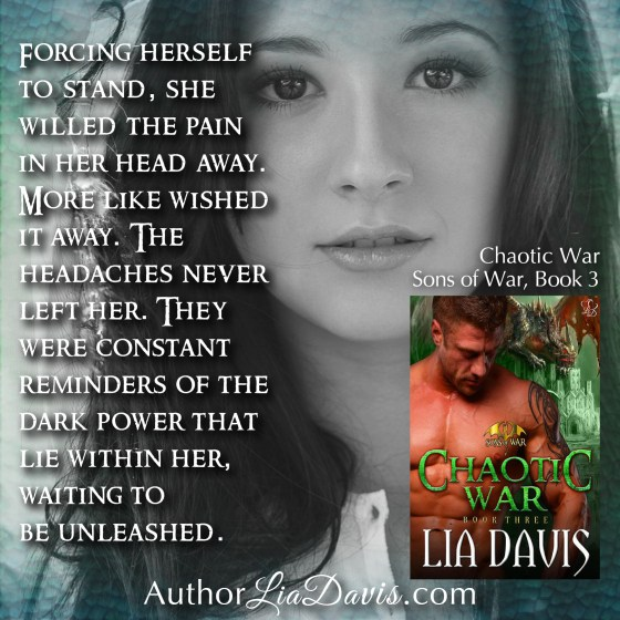 SoW - Chaotic War - Quotes - Elle Darkness