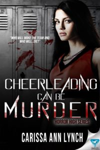 cheerleading can be murder cover