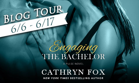 Engaging the Bachelor blog tour banner