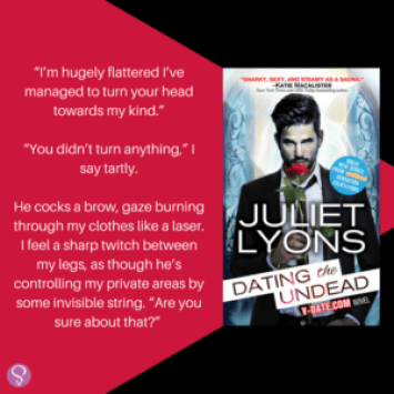Dating the undead juliet lyons read online