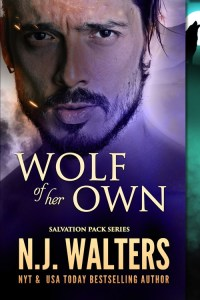 A Wolf of Her Own cover