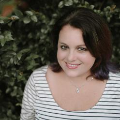 Amber Mitchell author photo