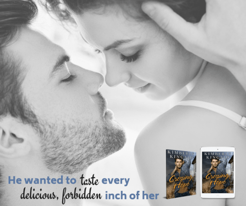He wanted to taste every delicious, forbidden inch of her...