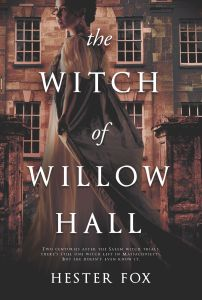 The Witch of Willow Hall cover