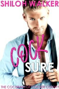 Cocksure cover