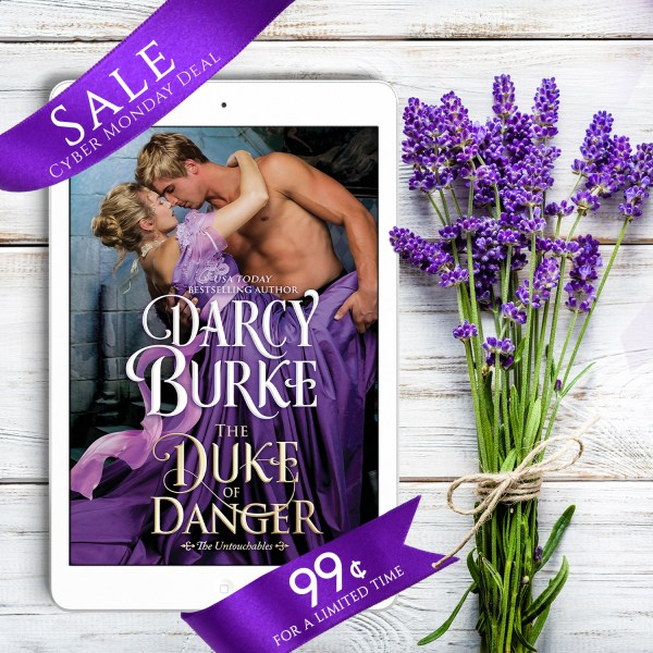 Cyber Monday sale banner: The Duke of Danger on sale for 99 cents