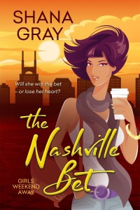 The Nashville Bet cover