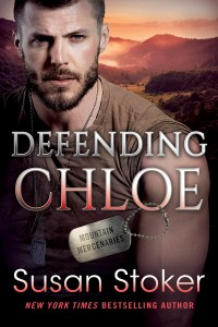 Defending Chloe cover