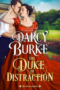 The Duke of Distraction cover