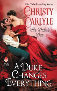 A Duke Changes Everything cover
