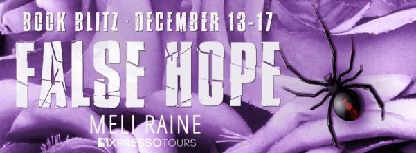 False Hope book blitz banner