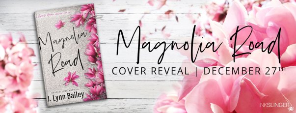 Magnolia Road Cover Reveal banner