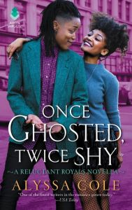 Once Ghosted, Twice Shy cover