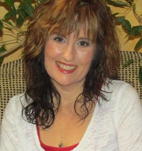 Tawny Weber author photo