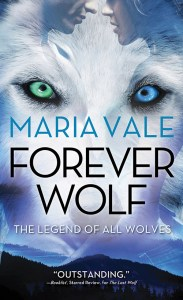 Forever Wolf cover