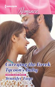 Carrying the Greek Tycoon's Baby cover