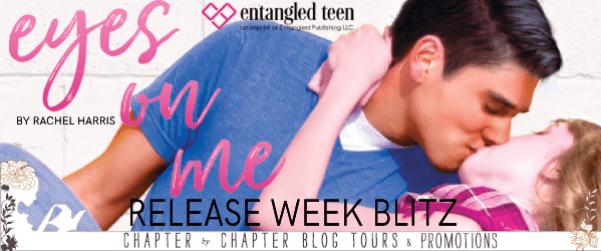 Eyes on Me release week blitz banner