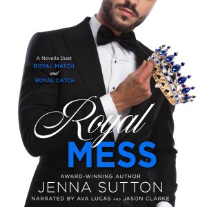 Royal Mess audiobook cover