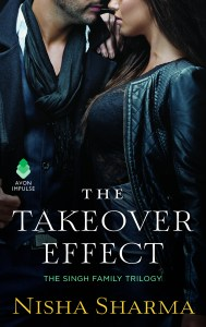 The Takeover Effect cover