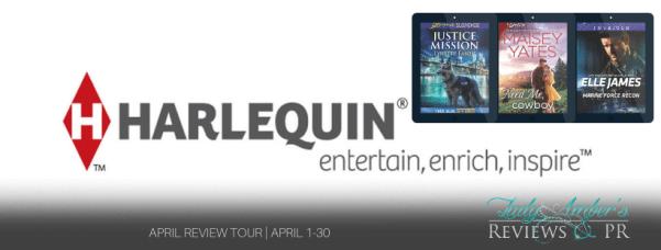 Harlequin April Review Tour banner