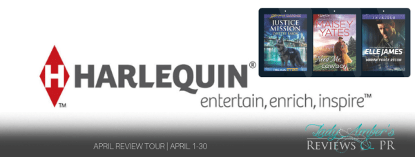 Harlequin April Review Tour banner