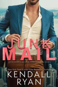 Junk Mail cover (sadly, no junk mail in evidence here)