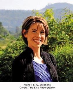 S.C. Stephens author photo