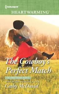 The Cowboy's Perfect Match cover