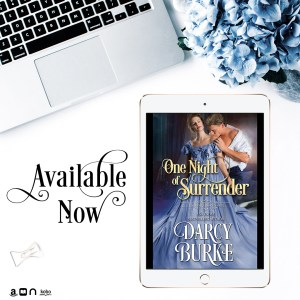 One Night of Surrender  Available now