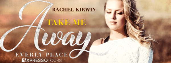 Take Me Away cover reveal banner