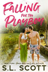 Falling for the Playboy cover