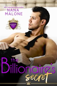 The Billionaire's Secret cover