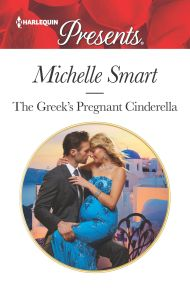The Greek's Pregnant Bride by Michelle Smart cover
