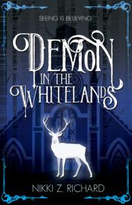 Demon in the Whitelands cover