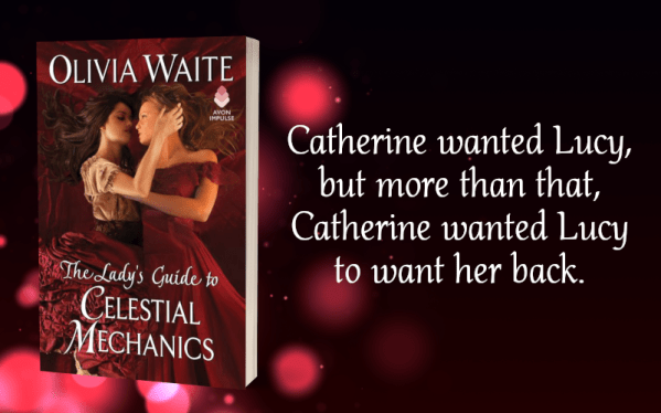 Catherine wanted Lucy, but more than that, Catherine wanted Lucy to want her back.