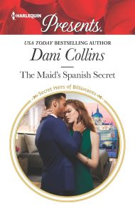 The Maid's Spanish Secret cover