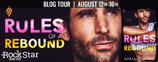 Rules of a Rebound blog tour banner