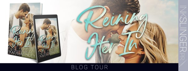 Reining Her In blog tour banner