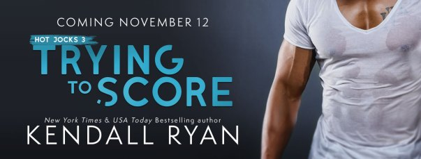 Trying to Score coming November 12 cover reveal bnner