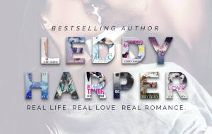 Bestselling author Leddy Harper author graphic