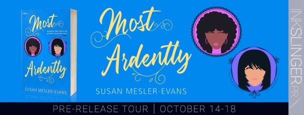 Most Ardently  Pre-release tour banner
