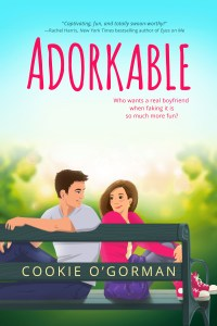 Adorkable cover