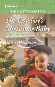The Cowboy's Christmas Baby cover