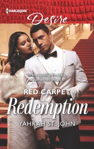 Red Carpet Redemption cover