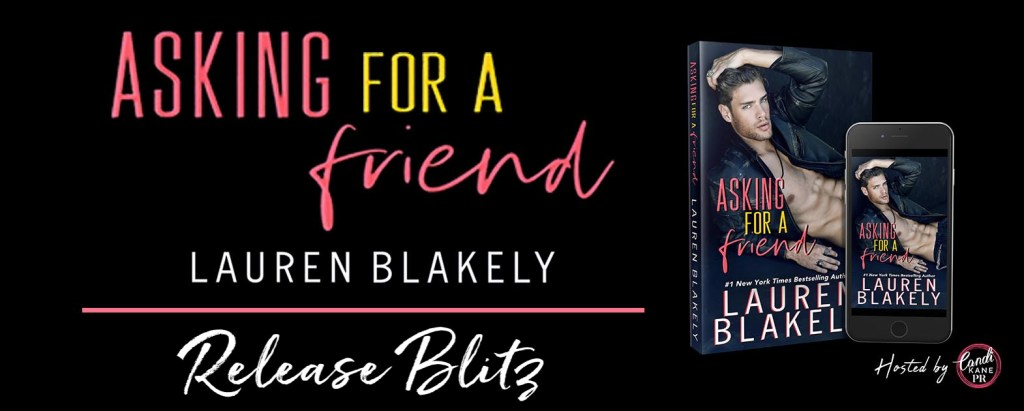Asking for a Friend release blitz banner