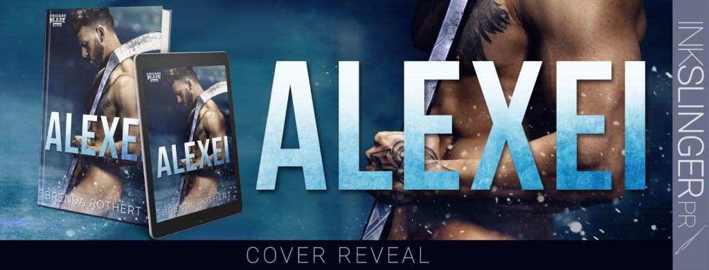 Alexei cover reveal banner