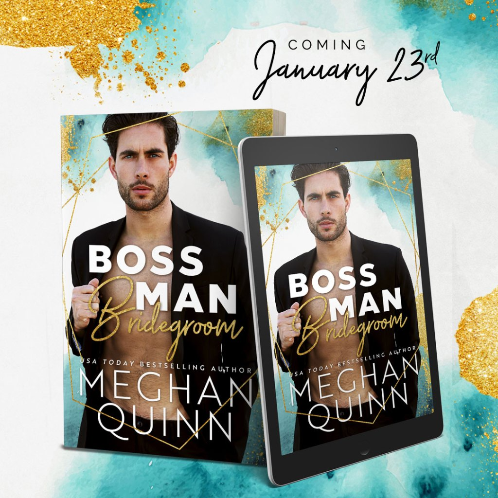 Coming January 23rd Boss Man Bridegroom graphic