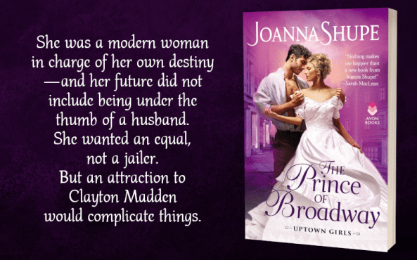 She was a modern woman in charge of her own destiny--and her future did not include being under the thumb of a husband. She wanted an equal, not a jailer. But an attraction of Clayton Madden would complicate things.