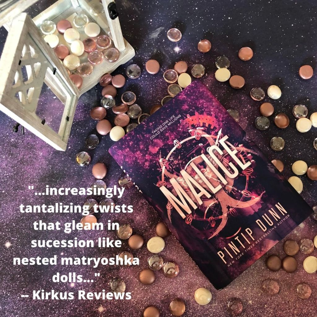 """...increasingly tantalizing twists that gleam in succession like nested matryoshka dolls..."" - Kirkus Reviews"